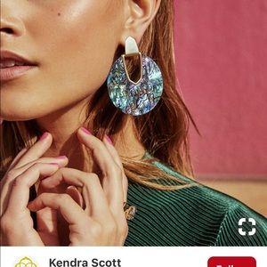 Kendra Scott Diane Gold Earrings